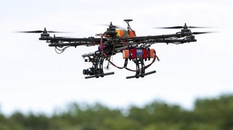 Cargill's drones to begin testing in Indonesian oil palm plantations | Ag app | Scoop.it