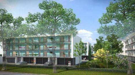 Les jardins de la fraternité programme immobilier neuf Toulouse | Toulouse : tout pour la maison | Scoop.it