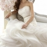 Create account for wedding dresses with TheLuckyBridal