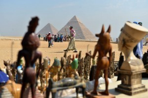 Tourism slumps 80% since August: tourism minister - Daily News Egypt   Egyptology and Archaeology   Scoop.it