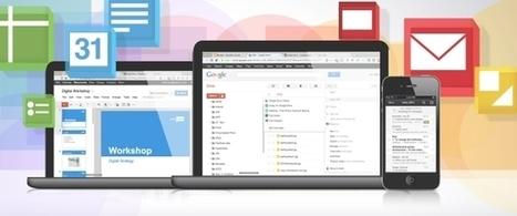 Google Apps For Business. Tu empresa en la nube | SEO | Scoop.it