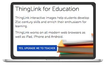 Free Webinar About ThingLink for Your District | Cool Tools for Multimedia | Scoop.it