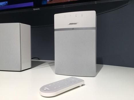 Bose dévoile sa nouvelle enceinte SoundTouch 10 | Belgium-iPhone | Gadgets - Hightech | Scoop.it