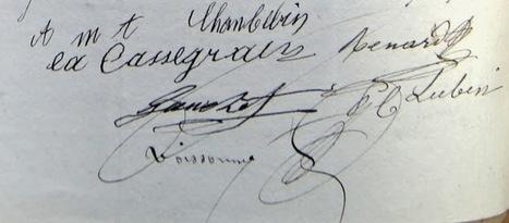 Dans les branches: 52 Ancestors : #9 Eugène Cassegrain | Auprès de nos Racines - Généalogie | Scoop.it