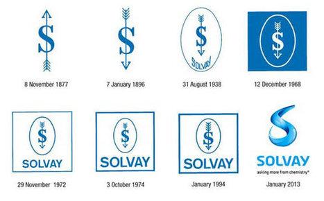 The Branding Source: New logo: Solvay | Corporate Identity | Scoop.it