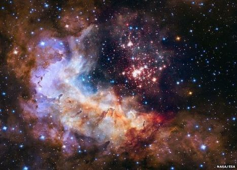 Hubble issues 25th birthday image - BBC News | The Global Village | Scoop.it