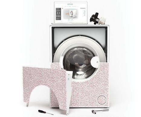 L'Increvable | L'Increvable, la machine à laver conçue pour durer 50 ans. | Arts & Creators - Des Arts et des Créateurs | Scoop.it