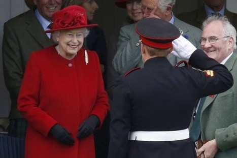 Why the Queen of England Doesn't Need a Passport | Regional Geography | Scoop.it