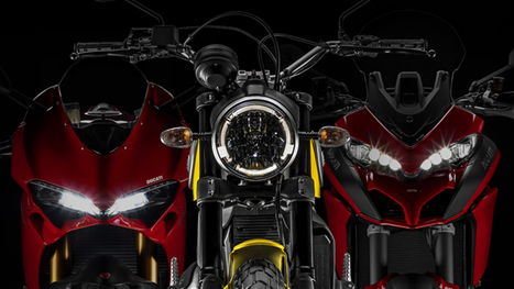 Beverly Hills Ducati 2015 Bike Preview | Ductalk Ducati News | Scoop.it