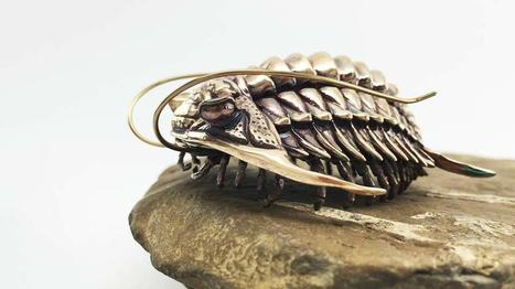 Scientist Resurrects Ancient Creatures by 3D-Printing Them in Metal | De Natura Rerum | Scoop.it