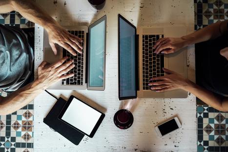 Come Siamo Passati da Dipendenti a Nomadi Digitali | Crea con le tue mani un lavoro online | Scoop.it