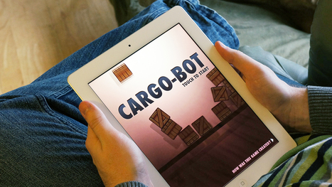 Cargo-Bot, An Addictive iPad Game That Teaches Programming Concepts | mlearn | Scoop.it