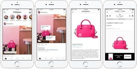 Shopping Coming to Instagram | Artdictive Habits : Sustainable Lifestyle | Scoop.it
