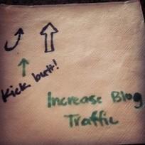 Increase Blog Traffic | Internet Marketing | Scoop.it