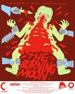 The Burning Moon, Long Lost German Gore Fest   The Remains of the Web   Scoop.it