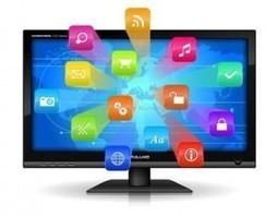 OÙ VA LA TV CONNECTÉE ?   MediaTelling   La TV connectée et le commerce by JodeeTV   Scoop.it