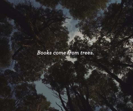 Tree Book Tree : le premier livre qui se plante après avoir été lu ! | CULTURE, HUMANITÉS ET INNOVATION | Scoop.it