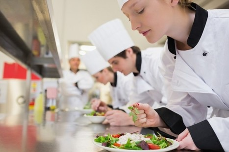 7 Reasons To Attend Culinary School | Teacher Tools and Tips | Scoop.it