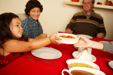 Kids can learn healthy habits at mealtime | Nutrition, Food Safety and Food Preservation | Scoop.it