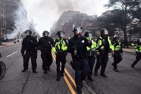 Many Arrested Inauguration Day Protesters Will Face Felony Rioting Charges, Prosecutors Say | Criminal Justice in America | Scoop.it