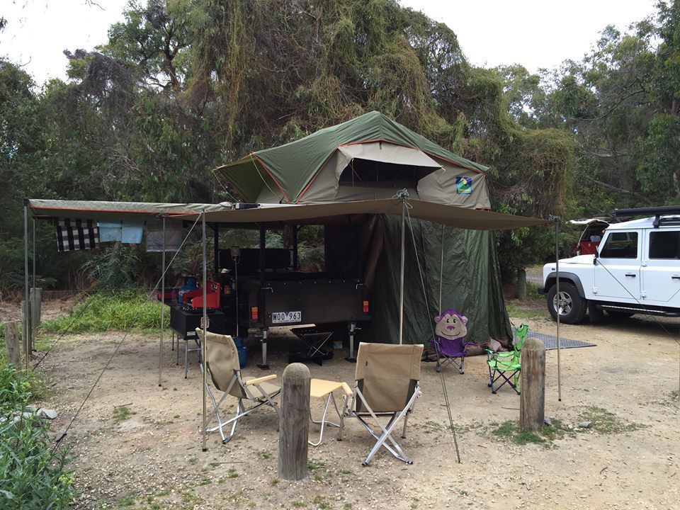 Roof Top Tents Howlingmoon Car Side Awnings