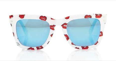 9 paires de lunettes de soleil absolument uniques ! | La santé des yeux | Scoop.it