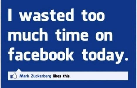 Facebook va modifier son algorithme : le temps passé sur chaque publication sera déterminant - Blog du Modérateur | Le Social Media par ChanPerco | Scoop.it