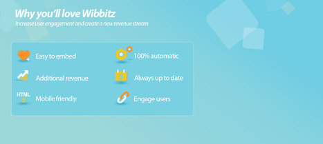 Wibbitz   Automated Interactive Videos   All About Video Streaming   Scoop.it
