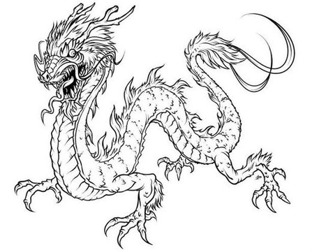 - Dragon Coloring Book' In Wallpaper & Coloring Pages Scoop.it