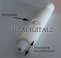 Tiza digital, la PDI barata basada en el mando de la Wii. | Usos educativos de la PDI | Scoop.it