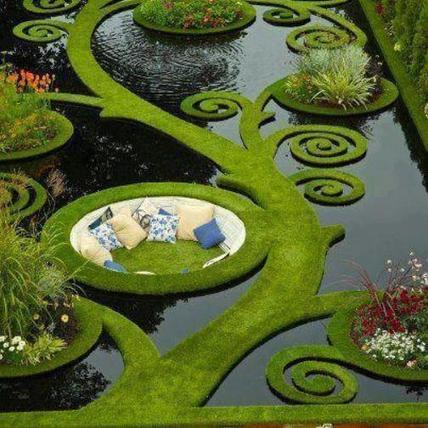 Twitter / ArtDesignPix: Creative and amazing garden ...   Web Design and Related   Scoop.it