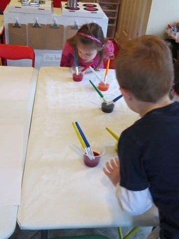 Scented invisible ink | Happy Days Learning Center - Resources & Ideas for Pre-School Lesson Planning | Scoop.it