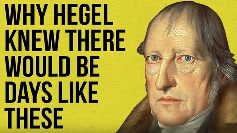 An Introduction to Hegel's Philosophy of History: The Road to Progress Runs First Through Dark Times   IELTS, ESP, EAP and CALL   Scoop.it