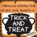 Halloween Activity -  Figurative Language & Reading Comprehension | Digital Sandbox | Scoop.it