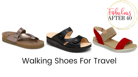 Best Travel Shoes for Europe in the Summer (cute and comfy)