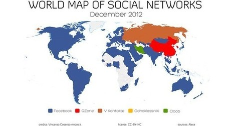 Defying Facebook: which emerging market social networks will stand tall? | memeburn | Personal Learning Networks, PLN | Scoop.it