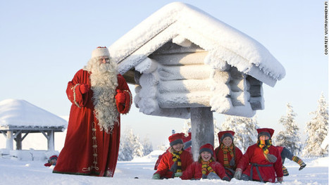 Welcome to the most Christmassy places on the planet | Finland | Scoop.it
