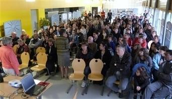 Handicap : les élèves investis - Le JSL   Handicap et art jeunesse   Scoop.it