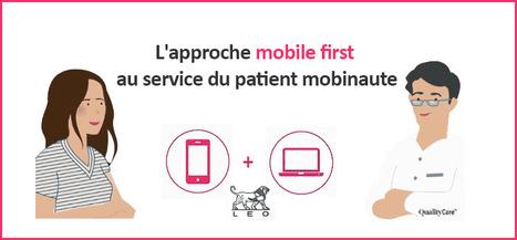 L'approche mobile first au service du patient mobinaute | Marketing web mobile 2.0 | Digital marketing | Scoop.it