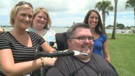 Gulfport family sells sunflower bracelets to fight ALS | #ALS AWARENESS #LouGehrigsDisease #PARKINSONS | Scoop.it