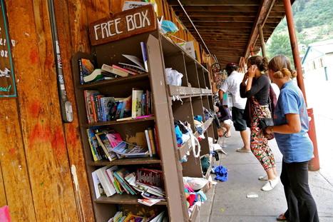 Telluride Free box | Lost In The USA | AmeriKat | Scoop.it
