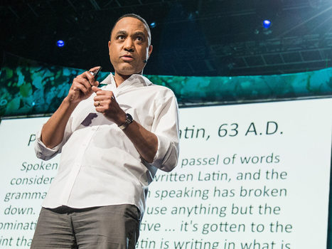 John McWhorter: Is Texting Actually Advancing Language? | Chilean Spanish | Scoop.it