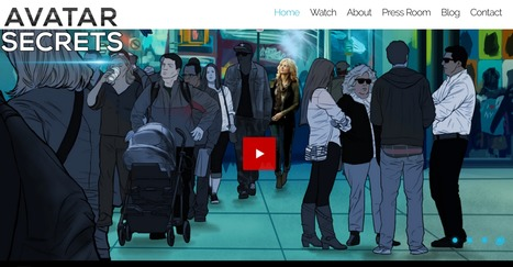 Avatar Secrets: An Interactive Documentary for the iPad   Interactive & Immersive Journalism   Scoop.it