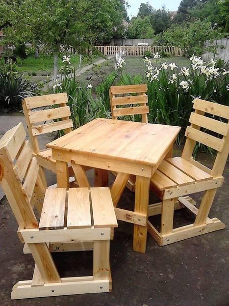 Complete Pallet Garden Set Pallet Ideas 1001 Pallets: 1001 Pallets Ideas !, Page 13