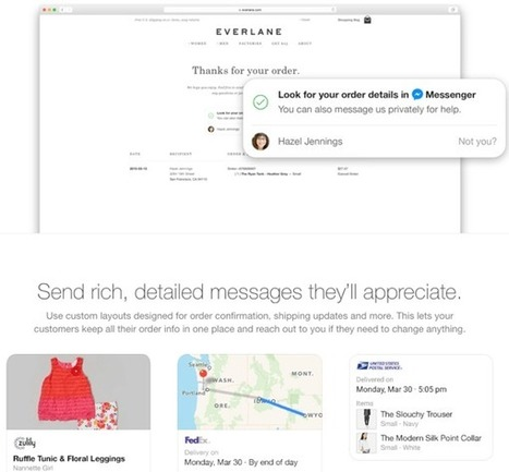 How to Use Facebook Messenger for Business : Social Media Examiner | Social Influence Marketing | Scoop.it