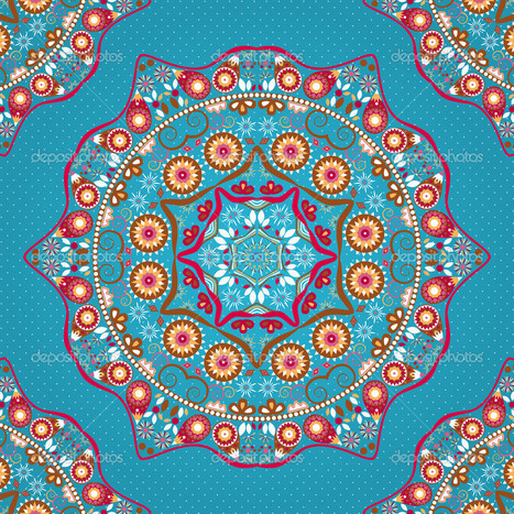 Abstract Indian Elephant print | Year 4 Maths: ...
