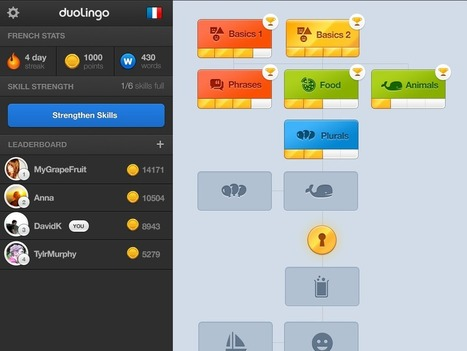 Duolingo brings free language courses to the iPad - CNET | Go Go Learning | Scoop.it