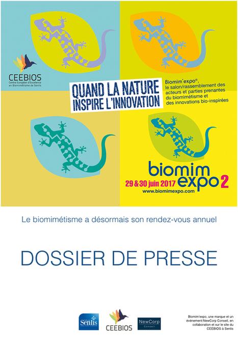 1ère étude de notoriété du biomimétisme | D'Dline 2020, vecteur du bâtiment durable | Scoop.it