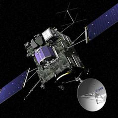 Rosetta: tra pochi giorni l'incontro con la cometa! | astronotizie | Scoop.it
