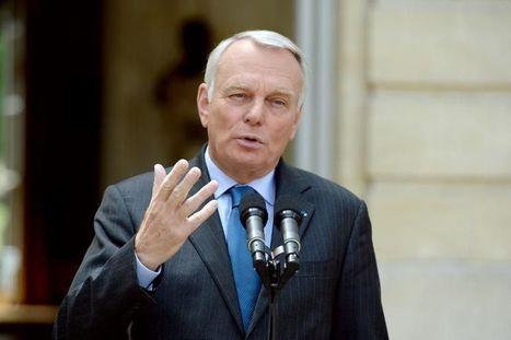 Ayrault: «Il n'y a qu'une seule ligne au gouvernement»   Actualité de la politique française   Scoop.it